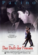 Scent of a Woman - German Movie Poster (xs thumbnail)