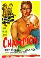Champion - Australian Movie Poster (xs thumbnail)