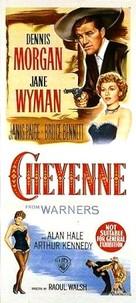 Cheyenne - Australian Movie Poster (xs thumbnail)