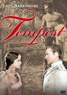 Tempest - DVD cover (xs thumbnail)