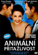 Someone Like You... - Czech Movie Cover (xs thumbnail)