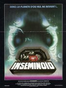 Inseminoid - French Movie Poster (xs thumbnail)
