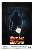 Friday the 13th Part III - Italian Movie Poster (xs thumbnail)