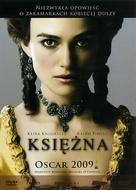 The Duchess - Polish Movie Cover (xs thumbnail)