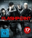 """Flashpoint"" - German Blu-Ray movie cover (xs thumbnail)"