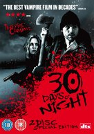 30 Days of Night - British Movie Cover (xs thumbnail)