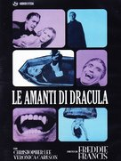 Dracula Has Risen from the Grave - Italian DVD movie cover (xs thumbnail)