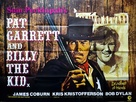 Pat Garrett & Billy the Kid - British Movie Poster (xs thumbnail)