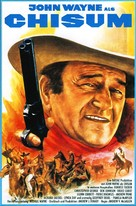 Chisum - German Movie Poster (xs thumbnail)