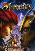 """Thundercats"" - DVD movie cover (xs thumbnail)"