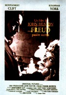 Freud - Spanish Movie Poster (xs thumbnail)