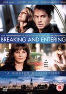 Breaking and Entering - British poster (xs thumbnail)