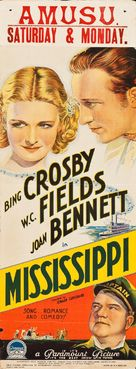 Mississippi - Australian Movie Poster (xs thumbnail)