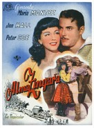Gypsy Wildcat - Spanish Movie Poster (xs thumbnail)