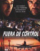 Pushing Tin - Spanish Movie Poster (xs thumbnail)