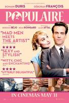 Populaire - British Movie Poster (xs thumbnail)