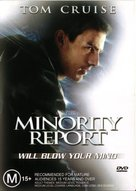 Minority Report - Australian Movie Cover (xs thumbnail)