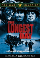 The Longest Day - DVD movie cover (xs thumbnail)
