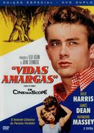 East of Eden - Brazilian DVD cover (xs thumbnail)
