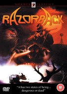 Razorback - British DVD cover (xs thumbnail)