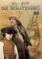Treasure Island - German Movie Poster (xs thumbnail)