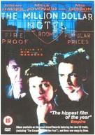 The Million Dollar Hotel - British DVD movie cover (xs thumbnail)
