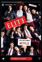 """Élite"" - French Movie Poster (xs thumbnail)"