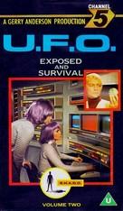 """UFO"" - British VHS movie cover (xs thumbnail)"