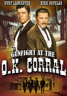 Gunfight at the O.K. Corral - Movie Cover (xs thumbnail)