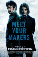 Victor Frankenstein - Movie Poster (xs thumbnail)