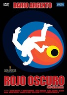 Profondo rosso - Spanish DVD movie cover (xs thumbnail)