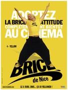Brice de Nice - French poster (xs thumbnail)