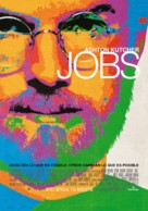 jOBS - Spanish Movie Poster (xs thumbnail)