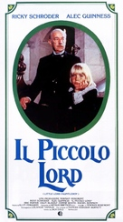 Little Lord Fauntleroy - Italian Theatrical poster (xs thumbnail)
