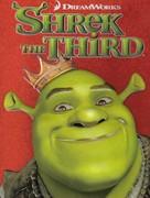 Shrek the Third - DVD cover (xs thumbnail)
