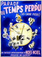 Les casse-pieds - French Movie Poster (xs thumbnail)