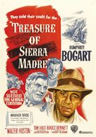 The Treasure of the Sierra Madre - Australian Movie Poster (xs thumbnail)