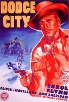Dodge City - German Movie Poster (xs thumbnail)
