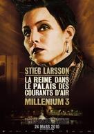 Luftslottet som sprängdes - Belgian Movie Poster (xs thumbnail)