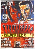 The Ceremony - Italian Movie Poster (xs thumbnail)
