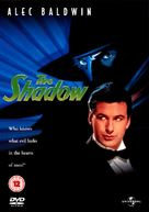 The Shadow - British DVD cover (xs thumbnail)