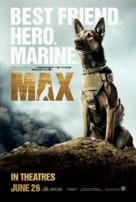 Max - Canadian Movie Poster (xs thumbnail)