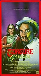 Torture Garden - VHS cover (xs thumbnail)