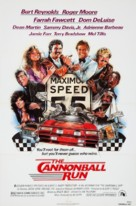The Cannonball Run - Movie Poster (xs thumbnail)