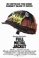 Full Metal Jacket - Movie Poster (xs thumbnail)
