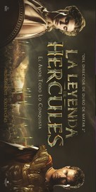The Legend of Hercules - Argentinian poster (xs thumbnail)