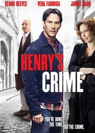 Henry's Crime - DVD movie cover (xs thumbnail)