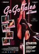 Go Go Tales - Italian poster (xs thumbnail)