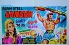 Ercole contro Roma - Belgian Movie Poster (xs thumbnail)