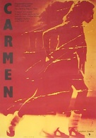 Carmen - German Movie Poster (xs thumbnail)